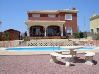 Private grounds of Villa Bonalba