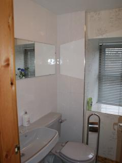 downstairs wc/wash hand basin