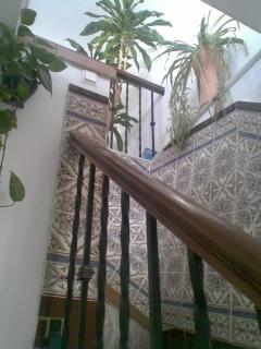...where Moorish heritage, like these beautiful tiles, awaits you in abundancy.