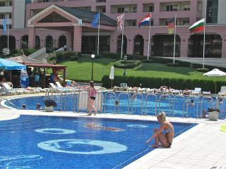 Two pools to enjoy.