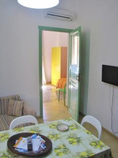 APARTMENT ALBATROS - DINING ROOM