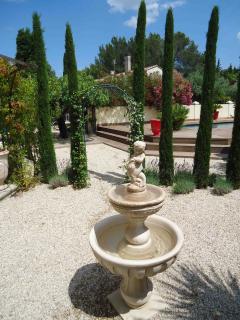 Jardin typique des Alpilles