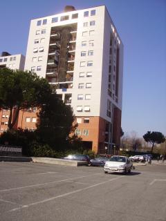 vista panorama palazzo