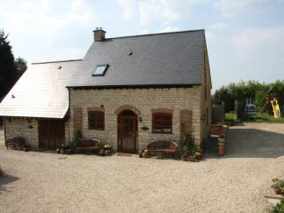Amber Cottage, converted stables
