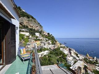 1 bedroom Villa in Positano, Campania, Italy : ref 5229157