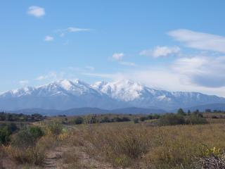 Mont Canigou-highest of the Eastern Pyrenees-45 minute drive