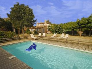 Villa in Saignon, Luberon National Park, Provence, France