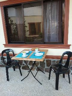 Terrace with Dining Place
