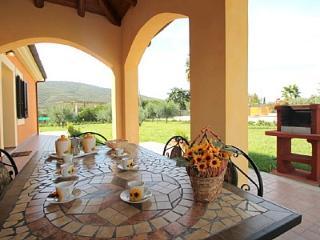 Villa Vissia A, Castellabate
