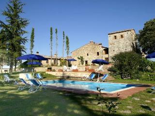 Villa La Torre, San Gimignano