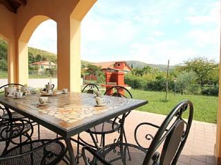 Villa Vissia B, Castellabate