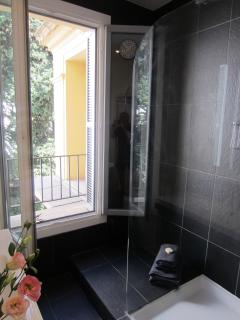 Separate shower room (2)
