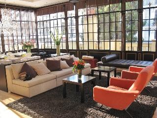 Sit and relax in the lounge