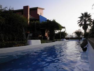Villa de lujo en Tenerife, piscina climatizada e impresionantes vistas la Teide