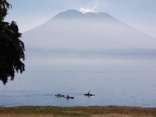 Lake Atitlan Spacious Studio style with private bath and kitchen.