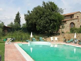 Casa Medinilla C, Gambassi Terme