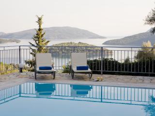 Villa Vasia - pool view