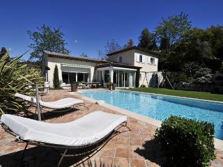 Villa Vignasses, Biot