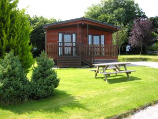 High quality 3 bed lodge near the sea and beaches, Otterham