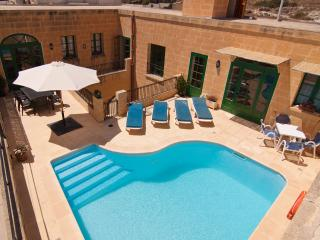 JUNE 2-11 availableMALTESE FARMHOUSE/VILLA with PRIVATE OUTDOOR SWIMMING POOL