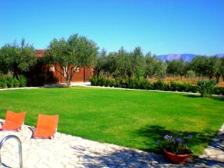 villa panorama, Partinico