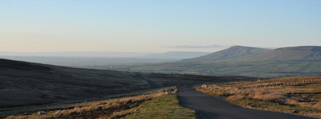 The Sperrin Mountains