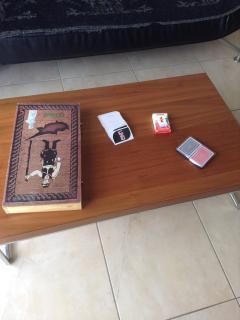 Games - Cards, UNO, Backgammon