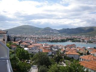 Apartments with sea view Trogir, 600m.from center.