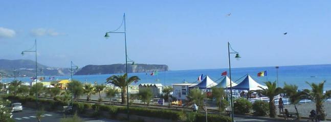beachfront of tortora