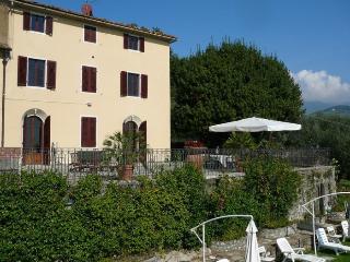 Borgo Raffaello, Pistoia