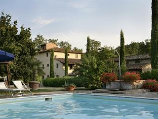 2 bedroom Villa in Montaione, Tuscany, Italy : ref 5229006