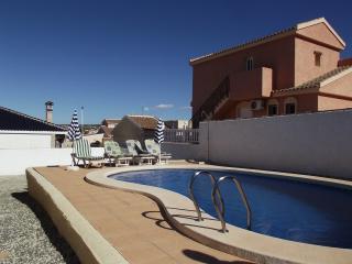 Casa Martha, Family (6) Budget Villa & Pool., Región de Murcia