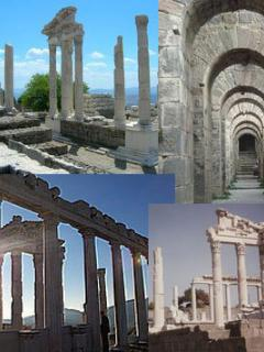 The Antique Sights in the Area ( Pergamon)