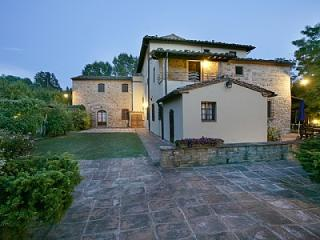 3 bedroom Villa in Montaione, Tuscany, Italy : ref 5229010