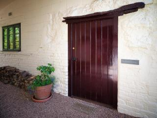 The Delderfield Suite, the Front Door to your holiday....!