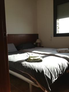 Bedroom 2 - single beds