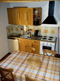 The apartments have well thought out, and well equipped kitchens