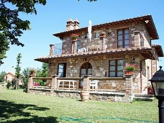 Villa Bambina, Chianciano Terme
