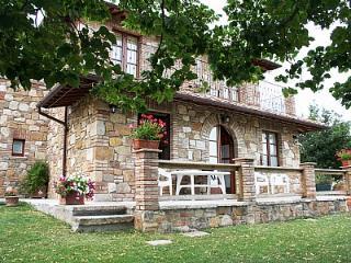 Villa Bambina, Macciano