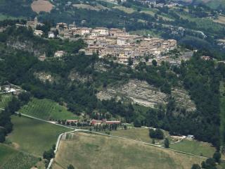 Monte San Martino da sud-est