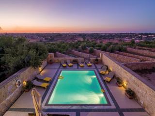 Villa Blueberry Pool Area