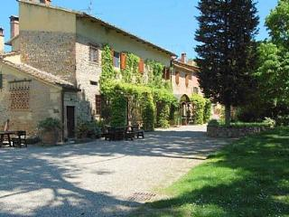 2 bedroom Villa in Montaione, Tuscany, Italy : ref 5229011