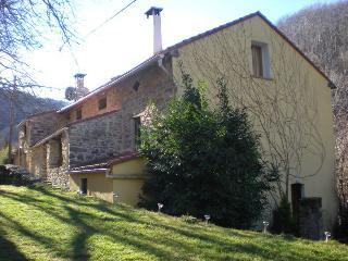 Mas Pujol del Mitg -Passerelle, Amélie-les-Bains-Palalda
