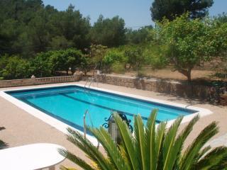 Casa de 300m de playa y piscina, Cala Llonga