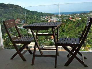 New apartment with sea views, Kata Beach