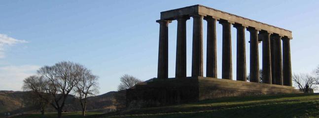 Scottish National Monument (aka Edinburgh's Disgrace!)