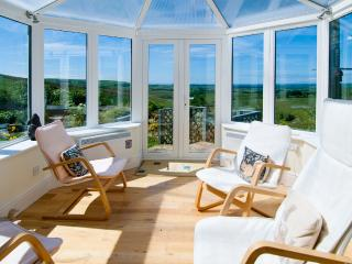 Tea, G and T - whatever your choice, relax here and soak up the views