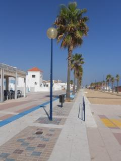 La Antilla Beach Front