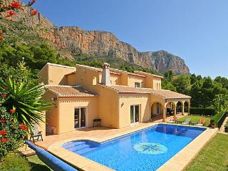 4 bedroom Villa in Javea, Costa Blanca, Spain : ref 2132514