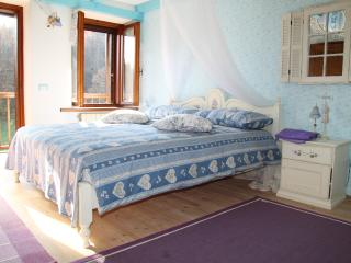The blue room called 'The sky in a room' as a famous song of the 60s. This is the room whe
